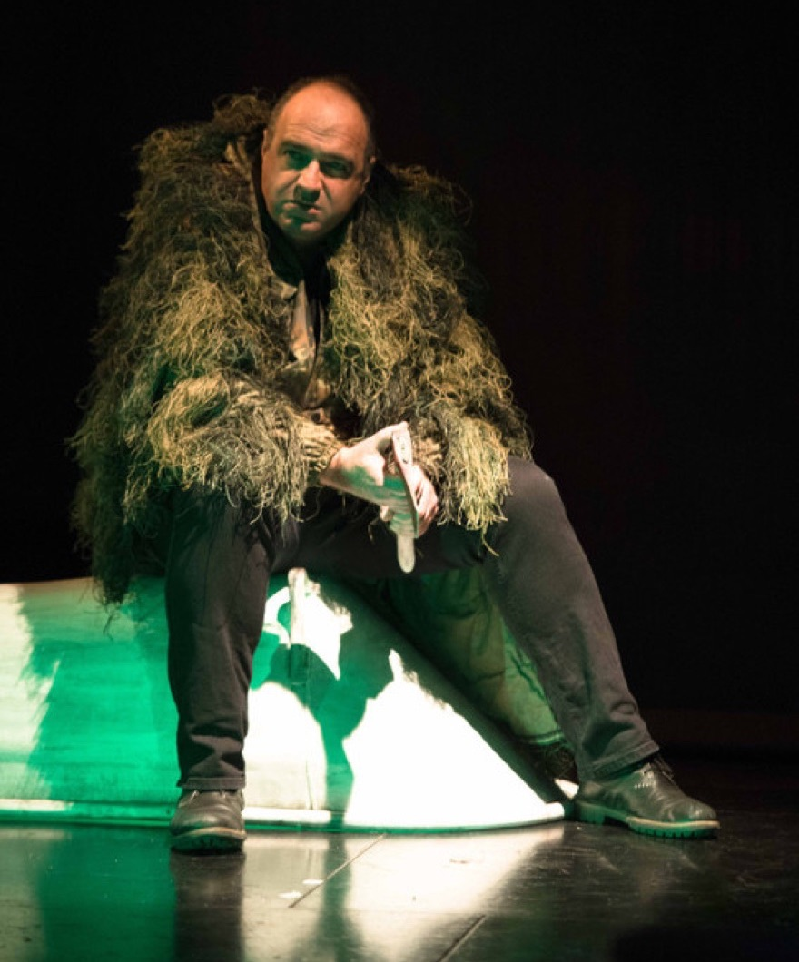 Macbeth verfällt der Machtgier