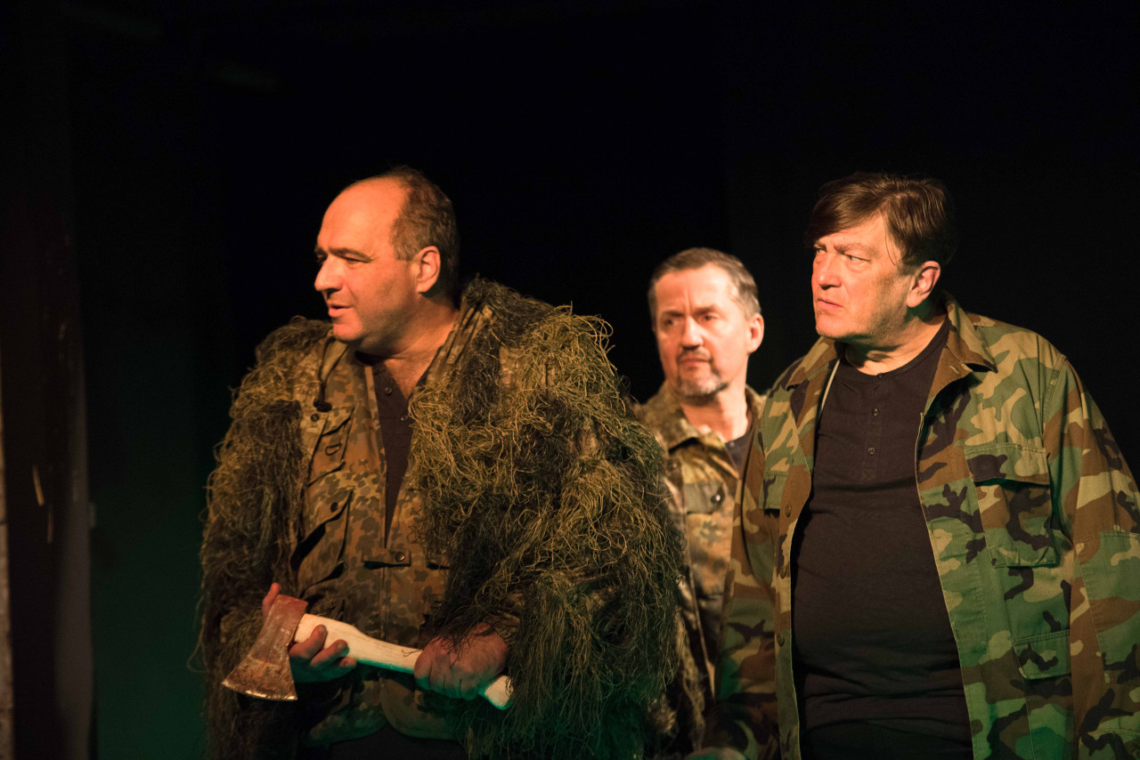 Macbeth wird Than von Cawdor