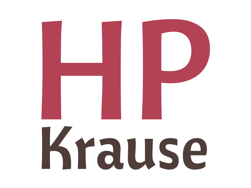 HP Krause · Logo